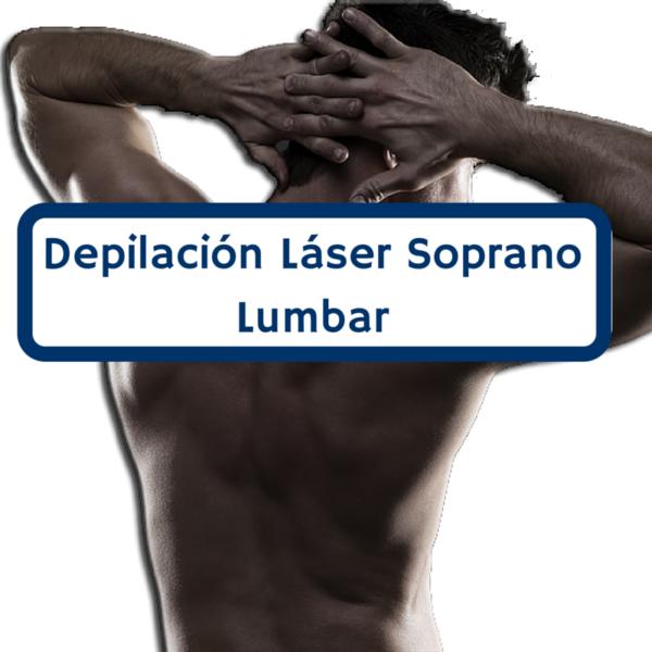 Depilación lumbar