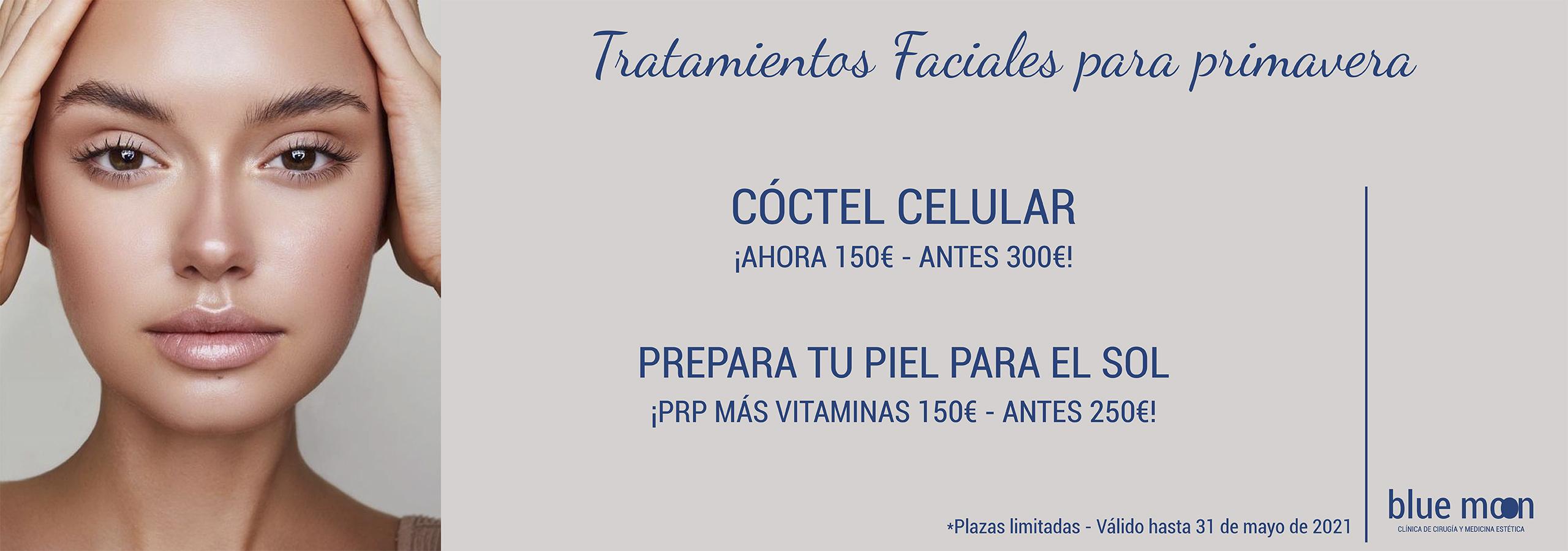 Tratamientos faciales en Madrid