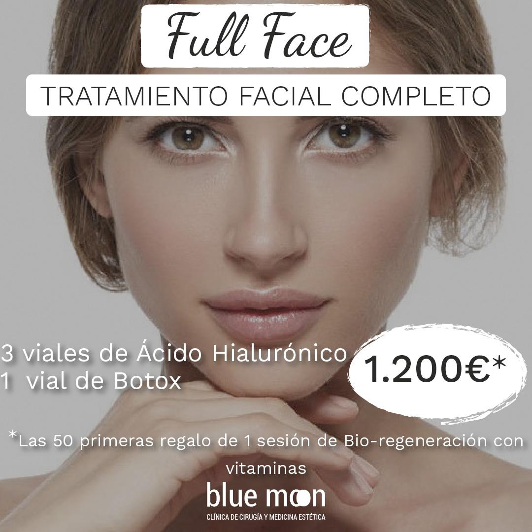 Tratamiento Facial Completo Full Face